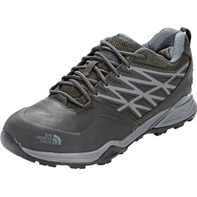 The North Face Hedgehog Hike GTX Shoes Men Beluga Grey/Dark Slate Blue